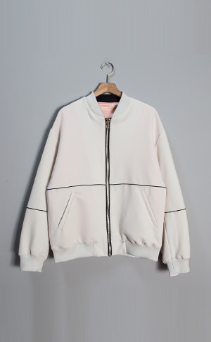 Line Baseball Jumper