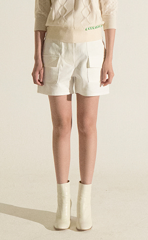 Pocket Half Pants