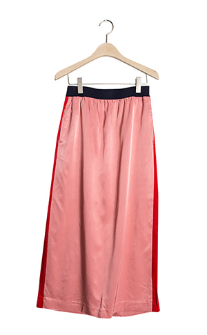 Side Coloring Skirt