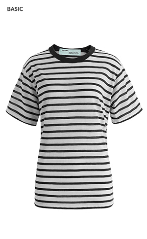 Stripe Basic T