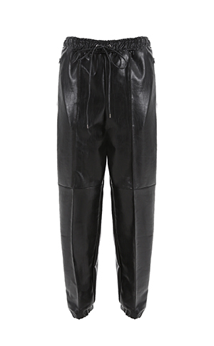 Leather Coloring Pants