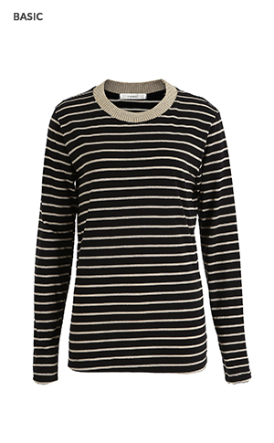 Metal Stripe T