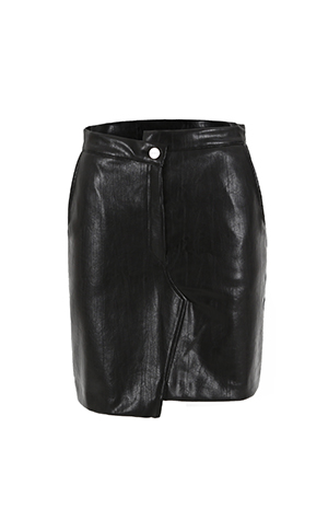 Unbal Mini Skirt