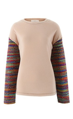 Knit Sleeve T